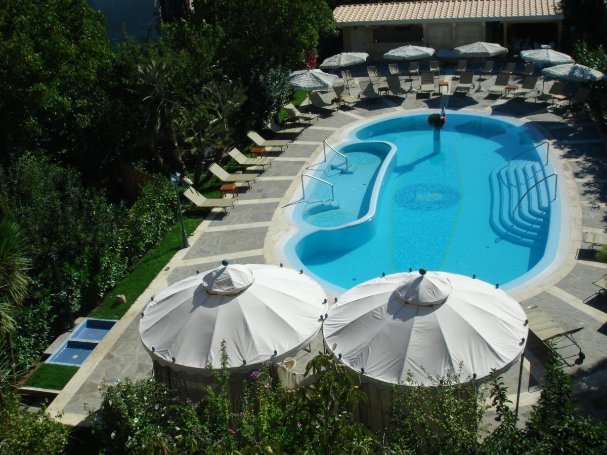 Hotel Santagata Sorrento Coast Swimming Pool